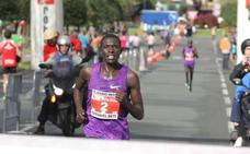 Atletas de Kenia, Etiopía y Uganda se jugarán la victoria en el medio maratón Azkotia-Azpeitia