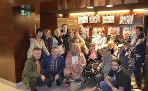 Asociaciones de Donostialdea buscan su visibilización a través de cortometrajes
