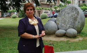 María Pilar Elías, víctima de ETA, será la número 2 del PP al Congreso por Gipuzkoa