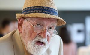 Fallece a los 91 años el pintor Juan Luis Mendizabal, 'Mendi'
