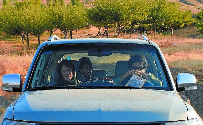 'Tres Caras', dirigida y protagonizada por Jafar Panahi, hoy en cine fórum