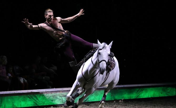 Fantasía a caballo