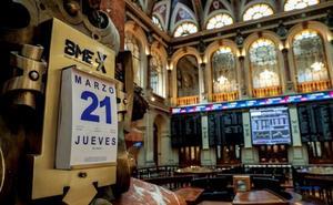 La FED penaliza a la banca, que se lleva los 9.400 puntos del Ibex-35