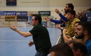 Cuétara recuerda que para ganar a Benidorm deben estar «cómodos en defensa»