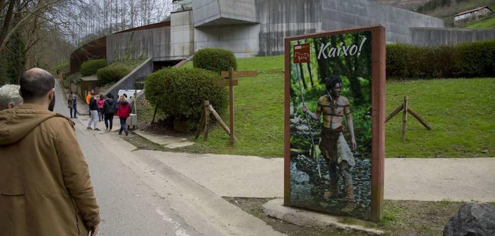 Ekainberri y Arrikurutz se suman el domingo al Día de las Cuevas