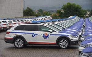 Erne no descarta recurrir a los tribunales si no se retiran los nuevos coches patrulla de la Ertzaintza