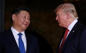 Trump avanza que los aranceles contra China se mantendrán aunque se alcance un acuerdo