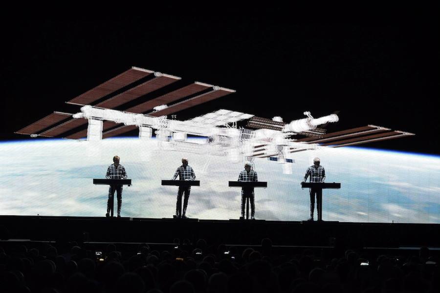 Kraftwerk será el cabeza de cartel del festival BIME, que también programa a Amaia