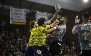 El Bidasoa-Cuenca de Copa se jugará el viernes 5 a las 18.30 horas