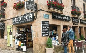 Las cinco rutas del vino de Galicia