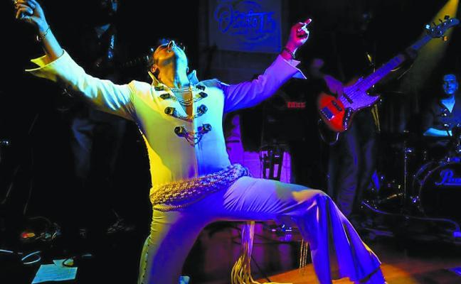 La música de Elvis sonará hoy en el auditorio