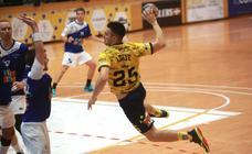 Las imágenes de la victoria del Bidasoa-Irun