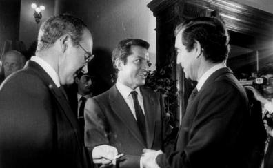 Cinco años sin Suárez, el presidente del arranque de la autonomía vasca
