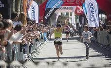 Iñarra y Kortazar, vencedores en la 'IX Donostia- Hondarribia Trail'