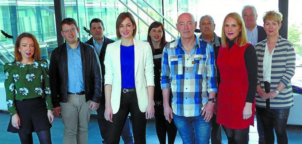 El PNV presentará hoy su lista de candidatos en un acto en Sebero