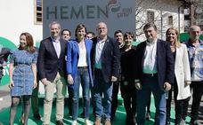Olano defiende el «sistema de seguridad» que proporciona el PNV frente al «deterioro» de la política española