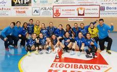 ¡Campeonas! El Bera Bera gana la Copa de Euskadi