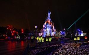 Una escalera mecánica provocó una ola de pánico en Disneyland París