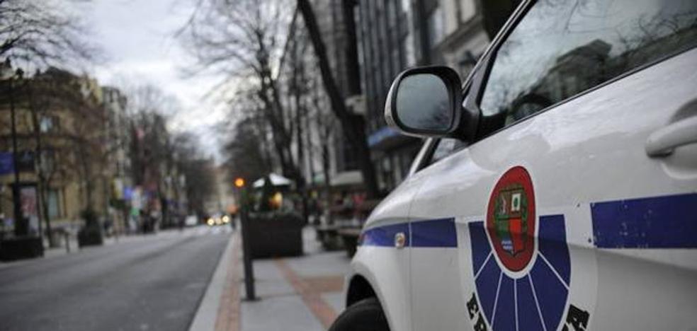 Tres detenidos por un robo con violencia de un teléfono móvil en Errenteria