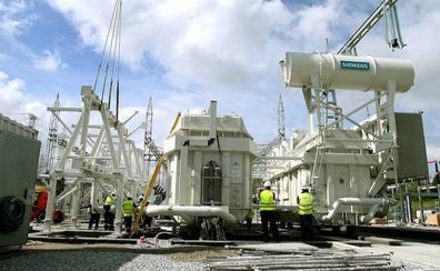 Red Eléctrica Española invertirá en Euskadi 75 millones hasta 2021