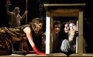 La Zaranda protagoniza esta semana las Jornadas de Teatro de Eibar