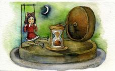Los niños, los que más sufren el cambio de hora