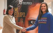 El Bera Bera apuntala la portería con la renovación de Renata Lais Arruda