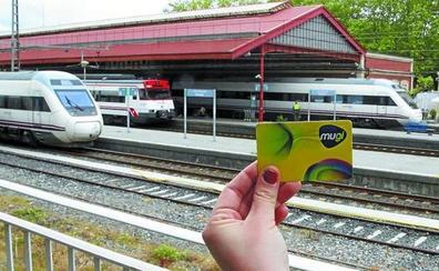 La tarjeta Mugi se podrá utilizar en los servicio de Renfe Cercanías desde el lunes
