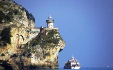 Luz sobre la bahía de Santoña