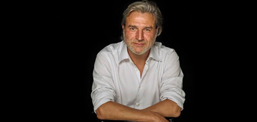 Alberto San Juan: «No imparto doctrina, ni quiero decir a nadie lo que debe pensar»