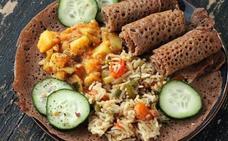 Injera, el plato etíope (sin gluten) que vas a adorar