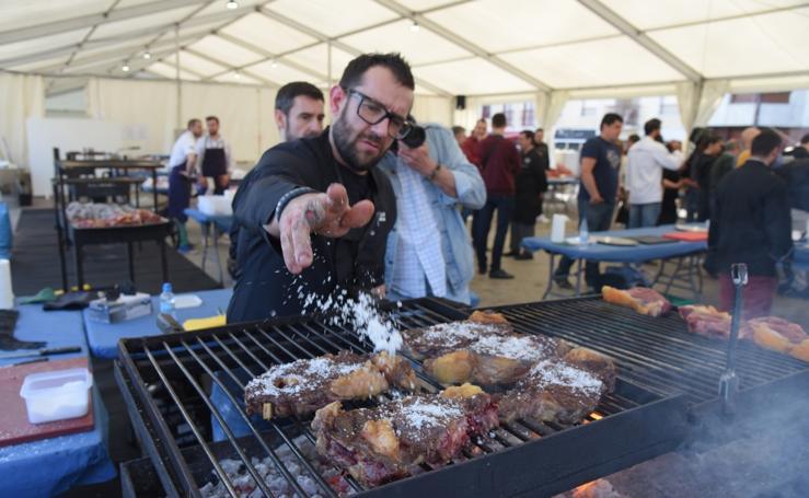 La mejor parrilla de txuleta de Euskal Herria viene de Navarra
