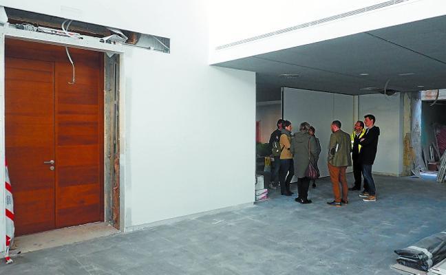 65.000 euros para el equipamiento del Kultur Kafea de Aita Agirre