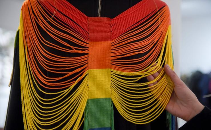 Moda colombiana transgénero