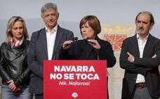 Barkos aspira a ampliar el cuatripartito para que el «diálogo dote de estabilidad» a Navarra