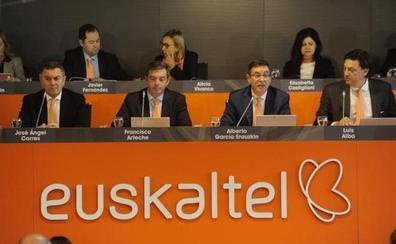 Euskaltel espera que la compañía británica Zegona aclare sus intenciones en las próximas semanas