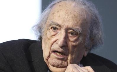 Sánchez Ferlosio, una vida dedicada a las letras y marcada por 'El Jarama'