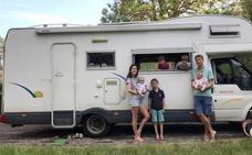 Consejos para disfrutar de un viaje en autocaravana con niños