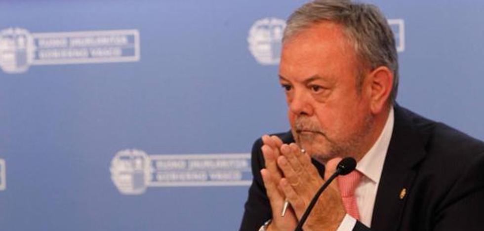 El Gobierno Vasco gastó el año pasado 473 millones menos de lo que había presupuestado