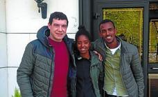 Ftaw Zeray Bezabh, la atleta etíope que pasó por la UCI, fue ayer dada de alta