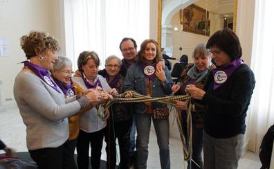 Madejas de Astigarraga que unen a las mujeres del mundo