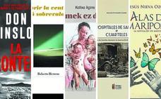 Las recomendaciones literarias de la semana