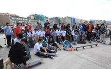 Protesta en Sagüés por un skate park «en condiciones»