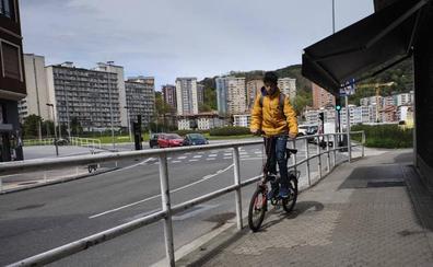 Altza ya tiene plan para circular en bici