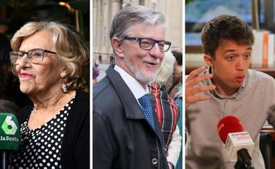 La debilidad de Podemos origina una constelación de candidaturas de izquierda