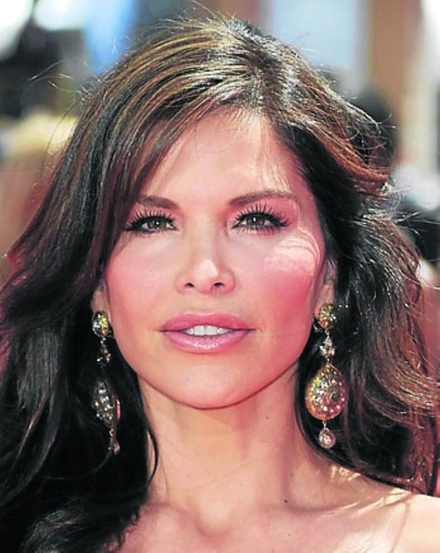 Lauren Sanchez. /