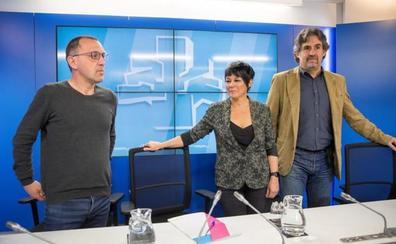 EH Bildu lamenta la falta de avances en la redacción del nuevo estatuto