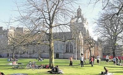 El 'Brexit' amenaza la beca Erasmus de un centenar de universitarios vascos
