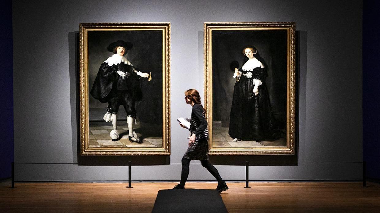 Dónde ver las grandes obras de Rembrandt en un año de homenajes