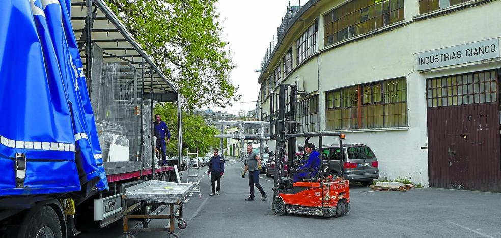 El polígono industrial de Papin lleva un cuarto de siglo en un limbo urbanístico